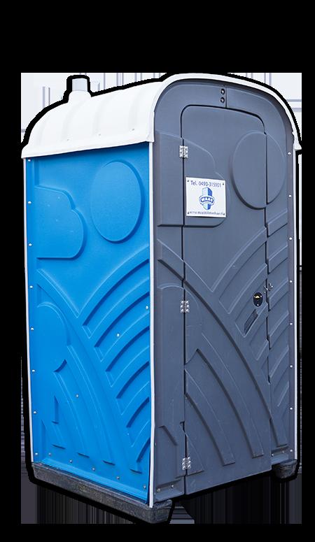 Mobiel toilet huren voor evenement