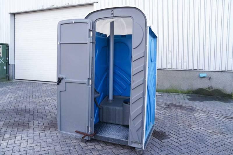 Maas buitenkant toilet huren