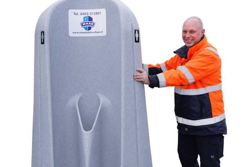 Maas Toiletverhuur verhuur van plaskruizen