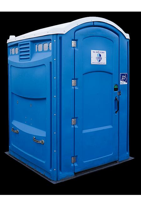 Invalide toilet huren Maas Toiletverhuur