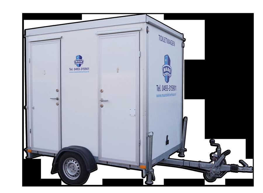 Huren mobiele toiletwagen online